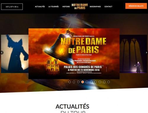Notre Dame de Paris le Spectacle