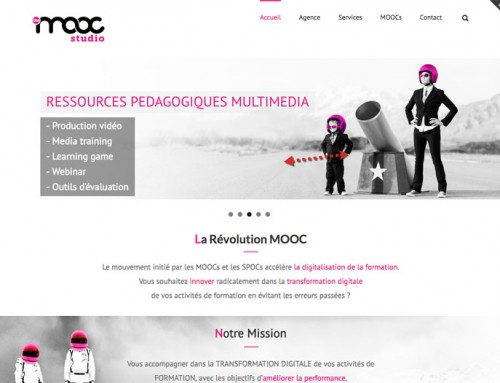 The MOOC Studio