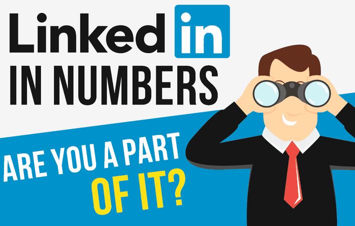 LinkedIn numbers