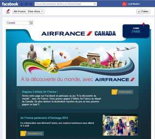 AirFrance glocal