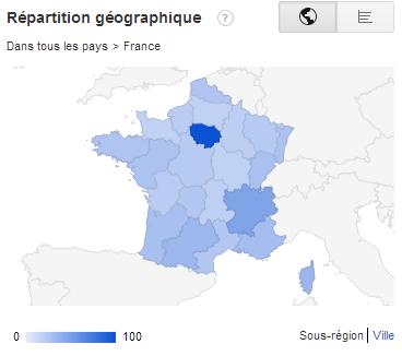 Recherche LinkedIn en France
