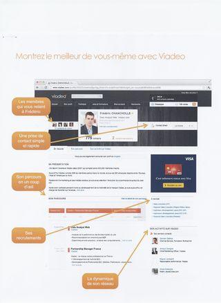 Viadeo Presentation Des Nouveaux Profils