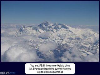 Bannières et Everest