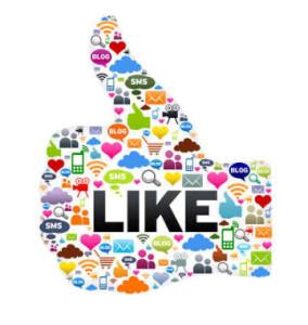 Social-media stats