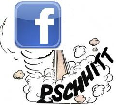Facebook pschitt