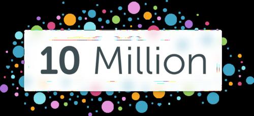 Periscope 10 millions