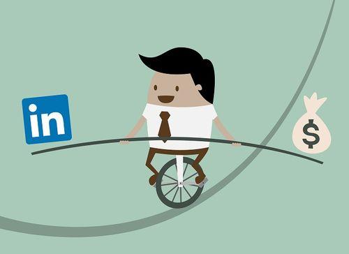 LinkedIn devient payant