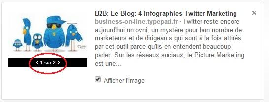 LinkedIn choix des images