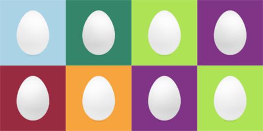 Oeuf Twitter