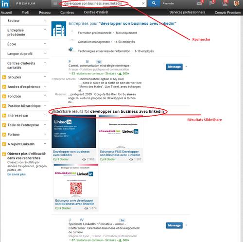 SlideShare LinkedIn
