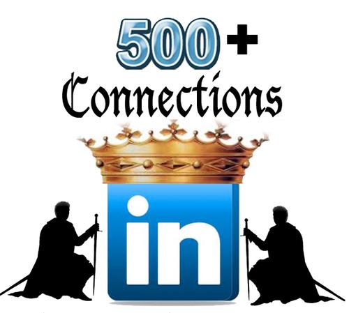 Linkedin 500+