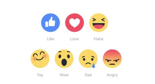 Facebook ouvre les Réactions à tout le monde