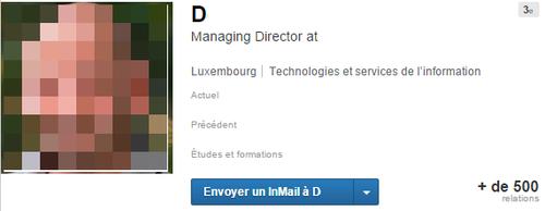 InMail niveau 3