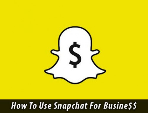Snapchat : comment faire du business avec des vidéos de 10 secondes?