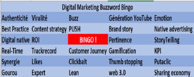 Marketing Digital : des clés pour faire le bon choix