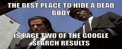 Référencement Google