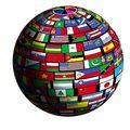 Monde drapeaux