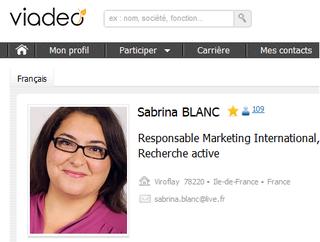 Sabrina Blanc