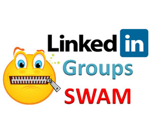 Linkedin swam