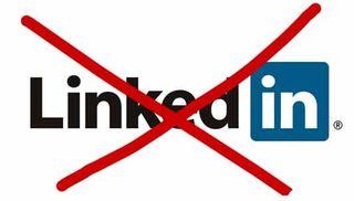Linkedin not to do