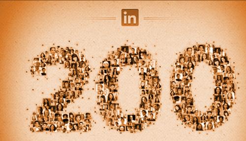 LinkedIn Top 200