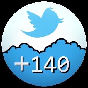 Twitter 140+
