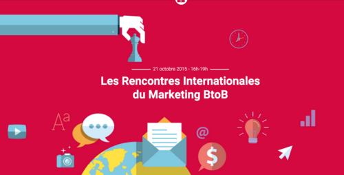 Rencontres Internationales du Marketing BtoB